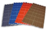 Color Synthetic Resin Roof Tiles