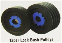 Taper Lock Bush Pulleys