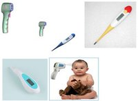 Infrared And Digital Thermometer