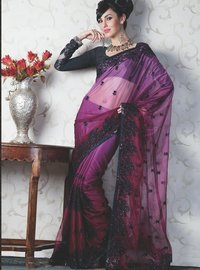 Fancy Sequence Work Sarees