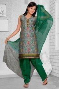 Ladies Punjabi Salwar Suit