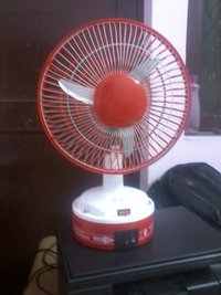 Solar Fan With Inbuilt Battery