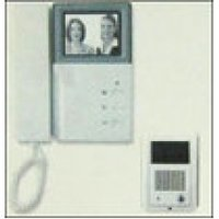 Black And White Video Door Phone