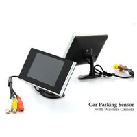 Car Rearview Mirror Monitor 3.5 Inch