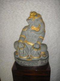 Ganesha Ji Playing Tabla