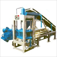Fly Ash Bricks Making Machines