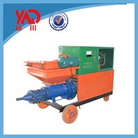 Mortar Spraying Plastering Equipments