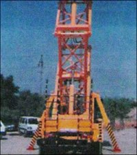 Motorised Scissor Lift Platform