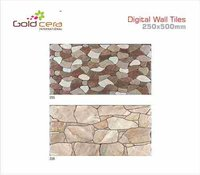 Digital Elevation Tiles 10x20 (250 X 500 Mm)