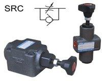Hydraulic Flow Control Valves Restrictors