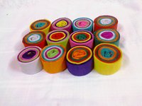 Multi Colour Crepe Rolls (12 Rolls Packing)