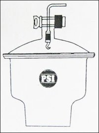 Psi Laboratory Desiccators Borosilicate Glass