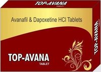 Avanafil And Dapoxetine Tablets