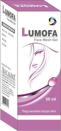 Lumofa Face Wash Gel