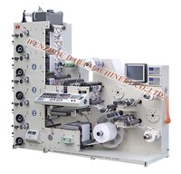 Label Sticker Printing Machine
