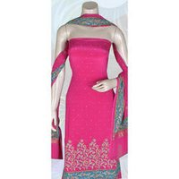 Fashion Pure Silk Suit