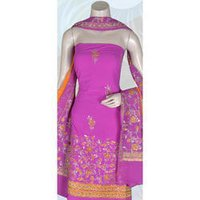 Style Pure Silk Suit