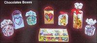 Chocolates Pvc Boxes