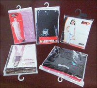 Lounge Wear Pvc Pouches