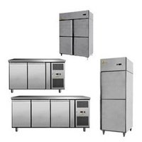Stainless Steel Freezers
