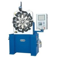 High Capacity CNC Wire Forming Machines