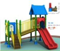 Playground Slides (TSI-039)