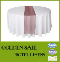 Banquet/Hotel Various Polyester Table Cloth