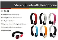 Stereo Bluetooth Headset (Extendable)