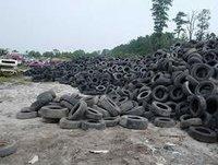 Scrap Car Tyre