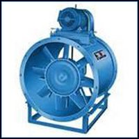 Axial Flow Fans And Tube Axial Fans