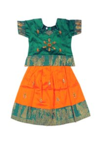 Kids Party Wear Lehnga