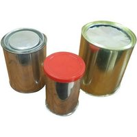 Food Packaging Tin Container