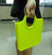 Silicone Lady Handbags