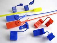 Plastic Security Locking Seals