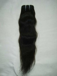 100% Natural Human Hair Remmy Weft