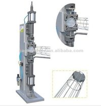 Pneumatic Crimping Machine For Filter Cage