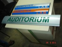 Aluminium Sign Profiles