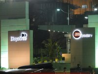 External Led Logo Signs