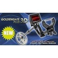 Nokta Goldengate Plus 3D Gold Metal Detector