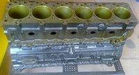 Cylinder Block Komatsu 6D95