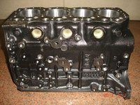 Nissan Engine Qd32 Cylinder Block