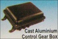 Cast Aluminium Control Gear Box