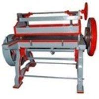 Paper Plate Circle Cutting Machine