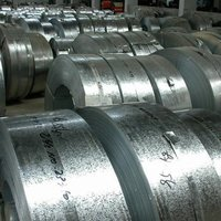 Galvanized (GP) Steel Coils