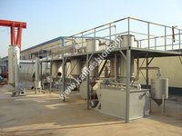 Waste Tyre Recycling Plant Machines