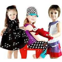 Designer Kids Dress