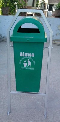 Cradle Type Waste Bin