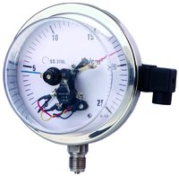 Pgec : Electric Contacts Pressure Gauge