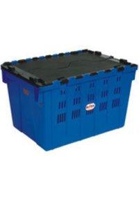 Plastic Container Crate