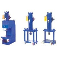 Automated Pneumatic Press